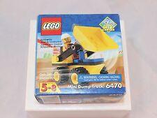 LEGO set 6470 New Factory sealed - Mini Dump Truck and Figure