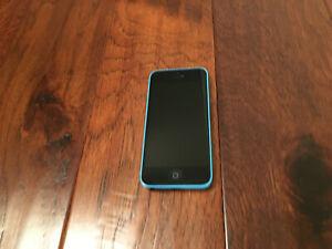 Apple iPhone 5c - 16GB - Blue (Unlocked) A1532.  Super Condition