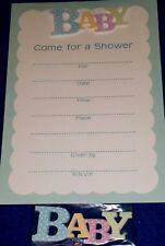 Hallmark Baby Shower Invitations Pack of 10 Invites and Envelopes for Baby Boy Onesie