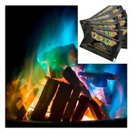 Mystical Fire Campfire Fire-pit Fireplace Colorant Packets 12 pack
