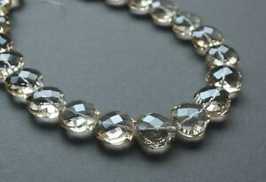 New Swarovski Crystal Czech Glass Bead Purse Shape 15mm