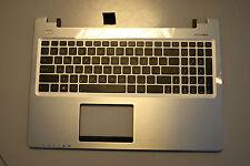 ASUS K56C R505C S56C Series Palmrest Topcase w/ Russian Keyboard 90R-NUH1K1L80Y