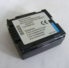 Battery PACK for CGR-DU06 CGR-DU07 CGA-DU07 PANASONIC PV-GS19 PVGS19 Camcorder