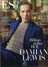 ES Magazine - Damian Lewis, Denise Gough