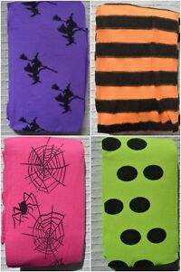 Girls Halloween Bright Coloured Witches Tights trick or treat witch fancy dress