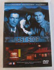 DVD THE LAST STOP - Jurgen PROCHNOW / Rose McGOWAN / Adam BEACH