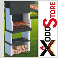 Barbecue Charcoal and Wood Europe Model Lisbon - Calling x Discount