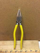 """Combinación Alicates de corte lateral Forjado 8 1/4""""/210 mm"""
