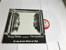 King Tubby Meets The Upsetter ‎ At The Grass Roots Of Dub VINYL LP Studio16 M/M