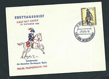 Berlin 1955 - Mi.131 - FDC Tag der Briefmarke - 2