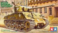"Tamiya 35346 US Medium Tank M4A3E8 Sherman ""Easy Eight"" 1/35 scale kit"