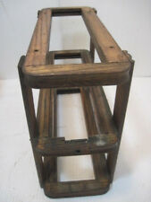 S OLD CAST IRON SINGER TREDDLE SEWING MACHINE WOOD RIGHT DRAWER MOLDING