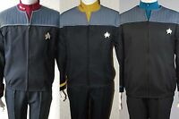 Star Trek NEM Duty Uniform Cosplay Costume Top Casual Halloween Outfit Jacket