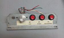 Sega Afterburner arcade sitdown volume controller with test switches