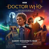 Doctor Who The Monthly Adventues #255 Harry Houdini's War 9781781788592