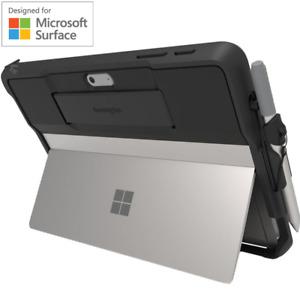 """NEW Kensington Blackbelt Rugged Case For Microsoft Surface GO 10"""" Black 97454"""