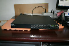 DELL POWERCONNECT 6224 24PORT GIGABIT MANAGED SWITCH P/N: Y3549