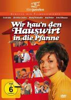 WIR HAU'N DEN HAUSWIRT IN DIE PFANNE - GLAS,USCHI/ANDERS,CHRISTIAN   DVD NEU