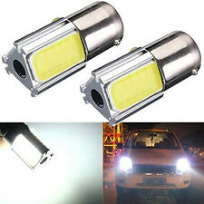 2Pcs 12V White COB 36 SMD 36 Led 1156 BA15S Auto Turn Lamp Backup Light