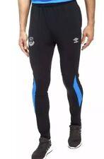 Umbro Everton FC Training Tapered Men's Pants/ Track Bottom Size GB MB {N130}