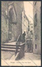 Perugia città cartolina ZG1029