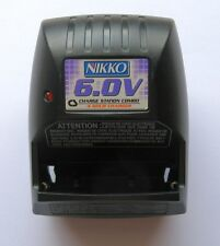 Nikko Bc-620U 6.0V NiCd 4 Hour Battery Charger for Batteries Used with Rc Cars