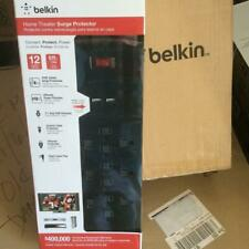 Belkin 12 Outlet Home Theater Surge Protector New in Box