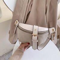 Fanny Pack Waist Bag New Brand Belt Bag Women Waist Pack Leather Beautiful