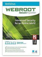 Webroot Firewall Software