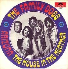 """7"""" Family Dogg (Albert Hammond / Ireen Scheer) – Arizona // Germany 1969"""