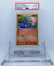 Pokemon EX DELTA SPECIES BAGON #57/113 REVERSE HOLO FOIL CARD PSA 10 GEM MINT #*
