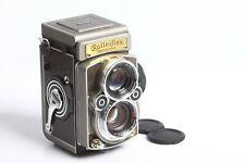 """Rolleiflex 2,8 GX Edition """"60 Jahre 1929-1989"""" mit Rollei HFT Planar 2,8/80"""