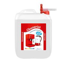 5 Liter Entkalker + Ausgießer passend für Kaffeevollautomaten von z.B Saeco Jura