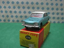 Dinky Toys 135   -   Vintage    TRIUMPH  2000  with  Luggages  - NMint