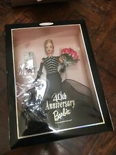 40th Anniversary Barbie - Dated 1999 - New