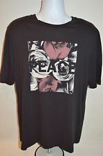 05830a1bba BLK DNM NYC Man s PEACE ROSE T-shirt NEW Size Large Retail  125