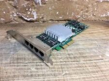 HP NC364T 436431-001 PCI-E Quad Port Gigabit Server Adapter Full Height