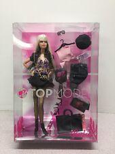 Barbie Top Model Barbie Doll Mattel M2977 2007 NEW In BOX