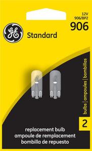 Courtesy Light Bulb-Sedan GE Lighting 906/BP2