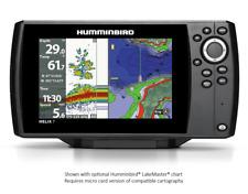 Humminbird HELIX 7 Chirp SI GPS G2 Echolot Seekartenplotter Combo Festmontage