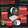 Toyota Hilux KUN26R 3L 1KD-FTV Filter Service Kit Replace with Maxflow Filters