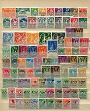Kleine Sammlung Infla *   ( 39086 )