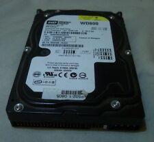 "Western Digital de 80GB WD800BB-55JKC0 DCM: hsbantjca 3.5""/unidad de disco duro IDE HDD"