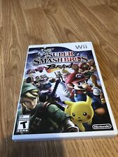 Super Smash Bros. Brawl Nintendo Wii TESTED Works CT1