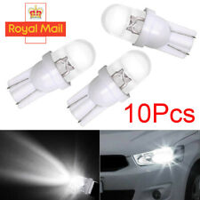 10X T10 501 Led White W5W Car Side Light Bulb Number Plate Interior Xenon Bulb Q