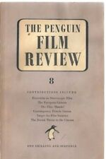 ii - Vintage 1949 - The Penguin MOVIE FILM REVIEW No 8 & Motion Picture Photos