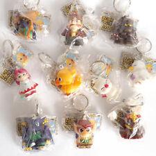 Rare Banpresto Final Fantasy Chocobo Figure Keychain full set of 10 pcs. Golem