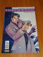 TORCHWOOD #2.4 TITAN COMICS COVER A JUNE 2017 VF (8.0)