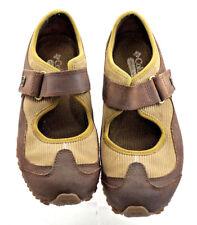 Columbia Sneakers Audacity Plus Womens Shoes Size 8 Corduroy Nubuck Brown