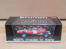1/43 BRUMM  R321-CH  FERRARI 512 1965 USA GP  # 14 PEDRO RODRIGUEZ
